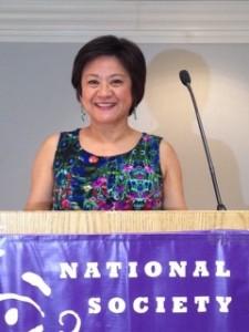 Suzette-NSNC Speaker